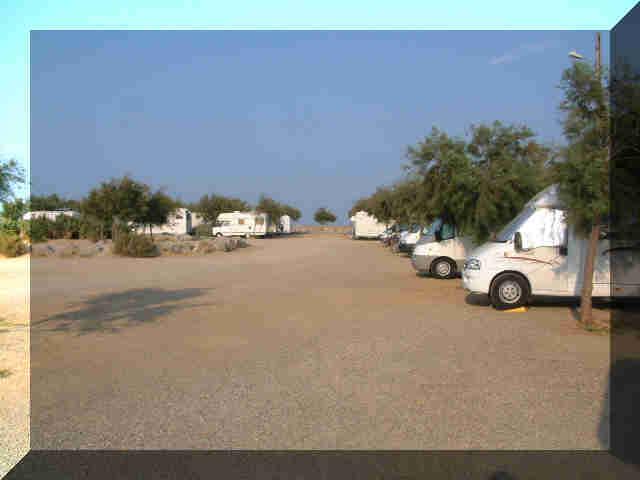 Gruissan collioure - Aire de stationnement camping car port la nouvelle ...